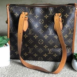 Authentic Vintage Louis Vuitton Popincourt Haut